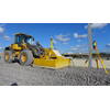 change your wheel loader into an motorgrader..................